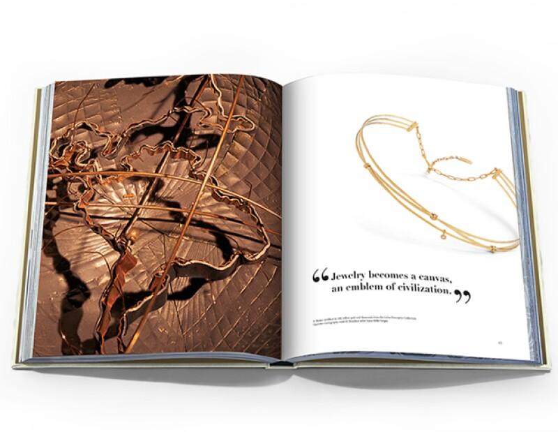 El libro está disponible en boutiques de Assouline y en su versión en línea.