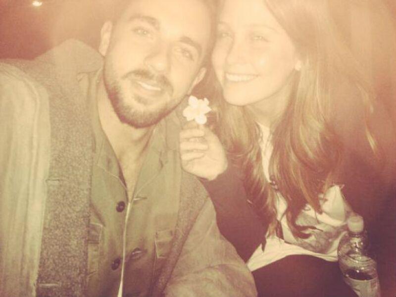 José Pablo Minor es el amoroso novio de Natasha Dupeyron.