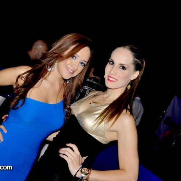 Fernanda González y Lizzy Dillon