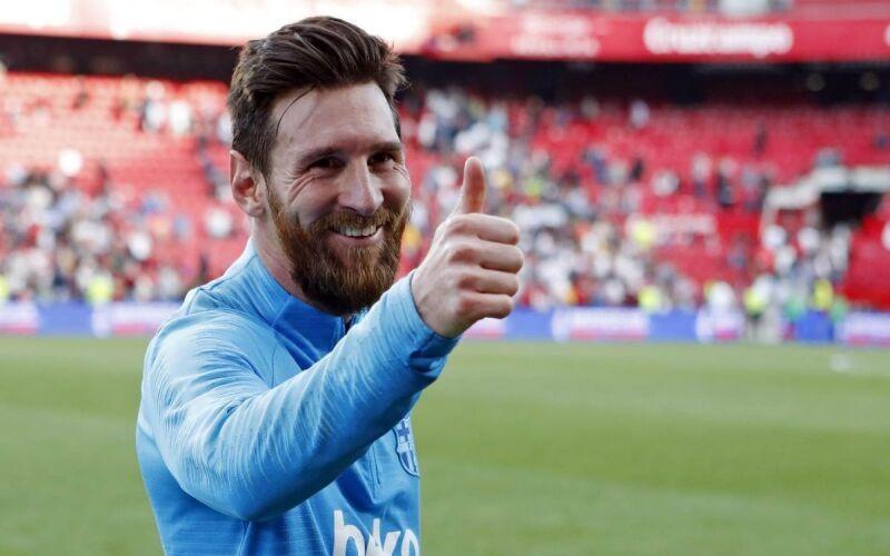 Barcelona FC Lionel Messi