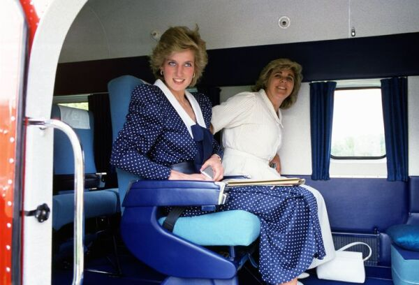 getty images lady di