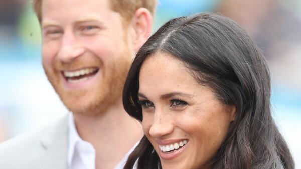Meghan y Harry dan la bienvenida al nuevo integrante de la familia