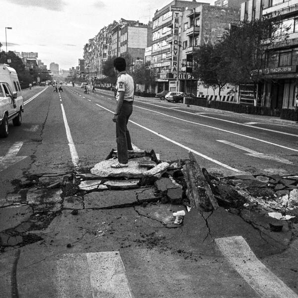 Sismo de 1985