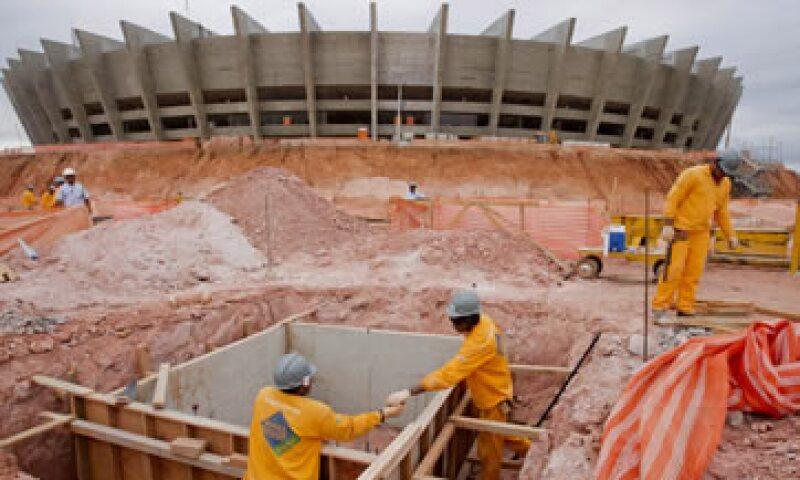El secretario general de la FIFA, Jerome Valcke, urgió al Congreso brasileño para que apruebe la ley de cara al Mundial de 2014. (Foto: AP)