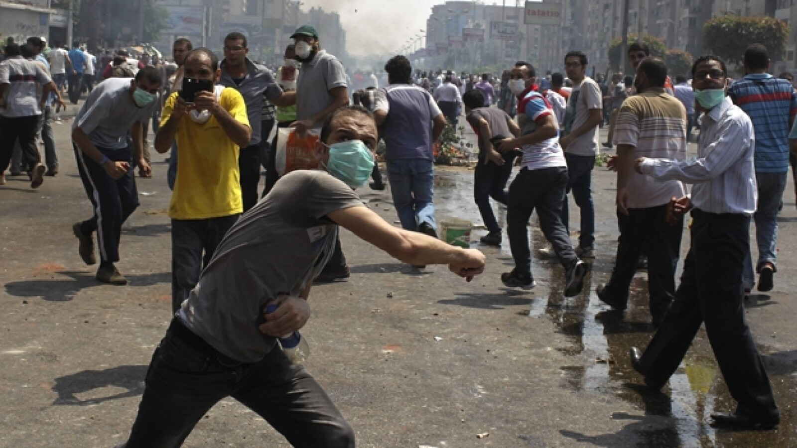 desalojo El Cairo 6