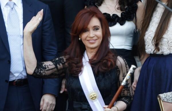 Cristina Fernández se enteró de su padecimiento después de Navidad.
