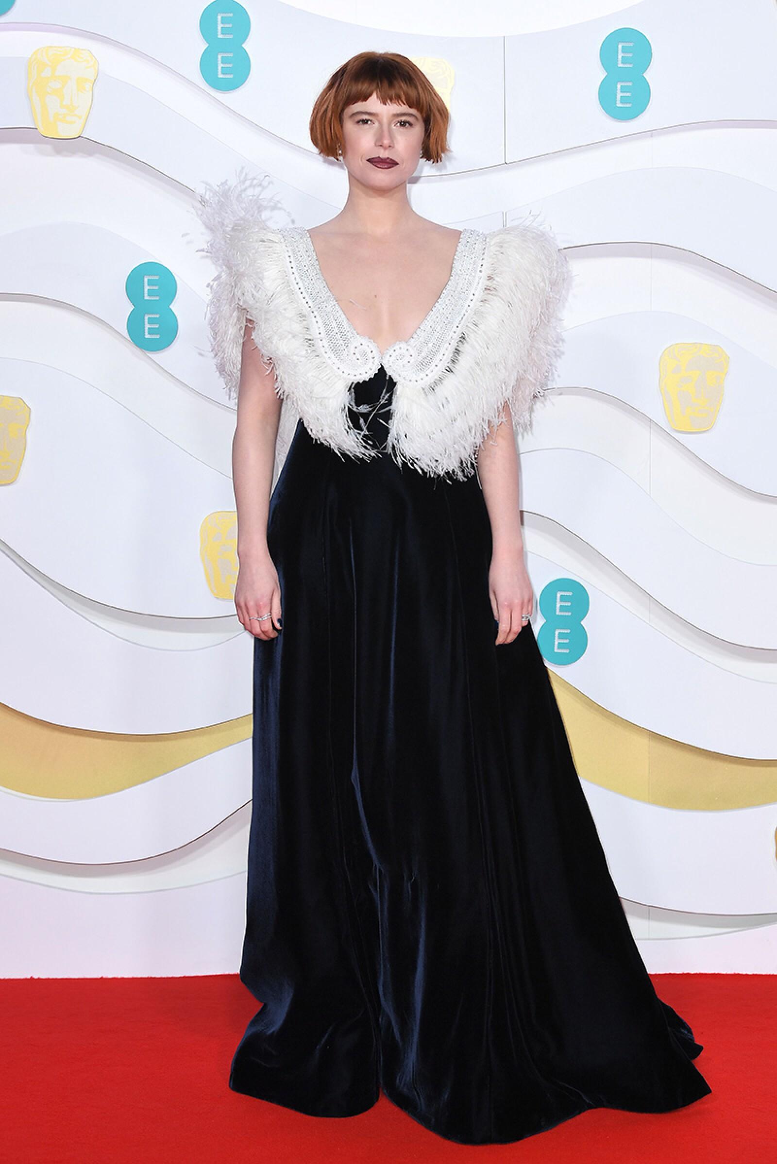 73rd British Academy Film Awards, VIP Arrivals, Royal Albert Hall, London, UK - 02 Feb 2020