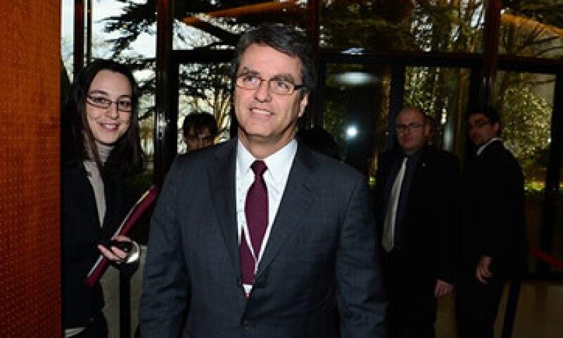 Roberto Azevedo será el nuevo director general de la Organización Mundial del Comercio. (Foto: Tomada de Wto.org)