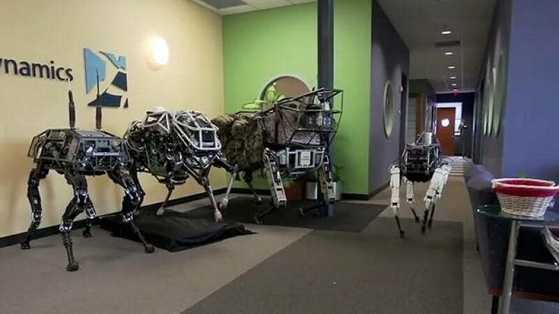 spot robot google boston dynamics