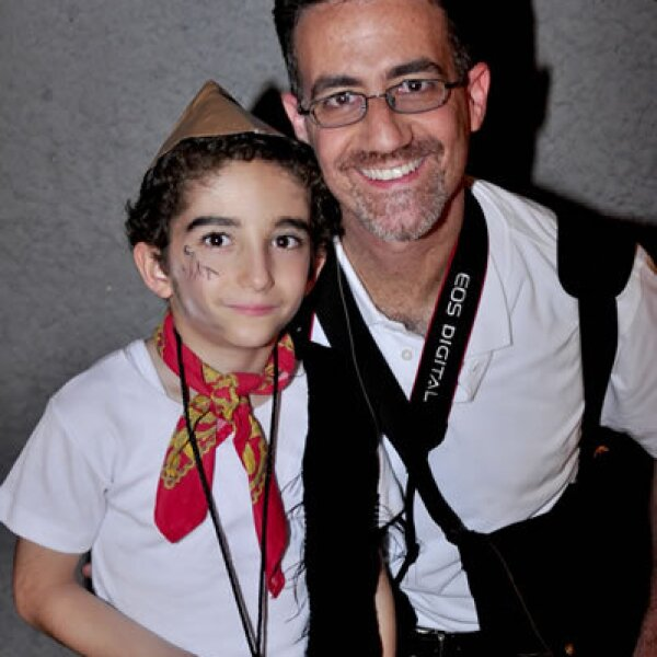 Alejandra e Israel Zarzar