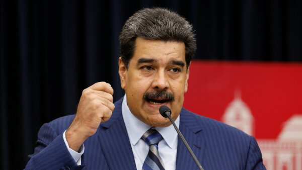 Venezuela Maduro Estados Unidos OMC sanciones