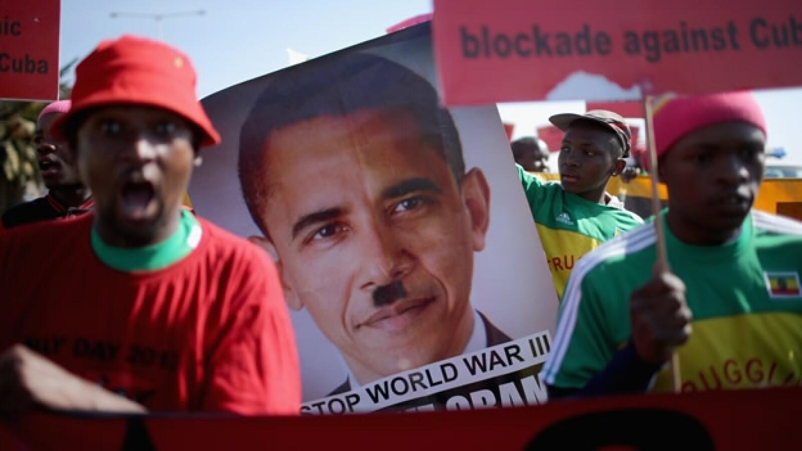 Obama Sudáfrica 2