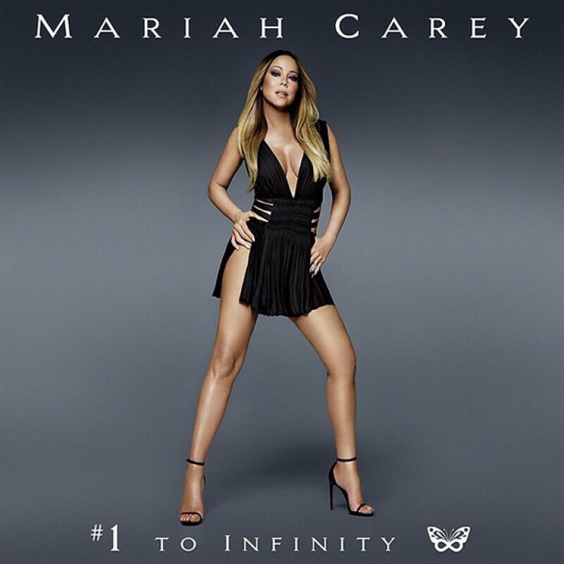 La imagen de su más reciente producción discográfica ha generado comentarios por lo diferente que se ve la cantante, en comparación con su aspecto actual.