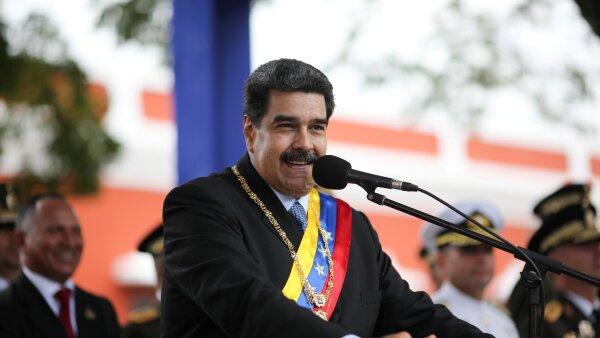 Nicolás Maduro estado de emergencia nacional Guaidó Asamblea Nacional