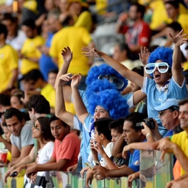 Brasil vs. Uruguay 3