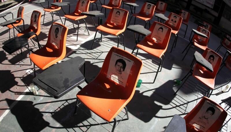 Ayotzinapa estudiantes normalistas