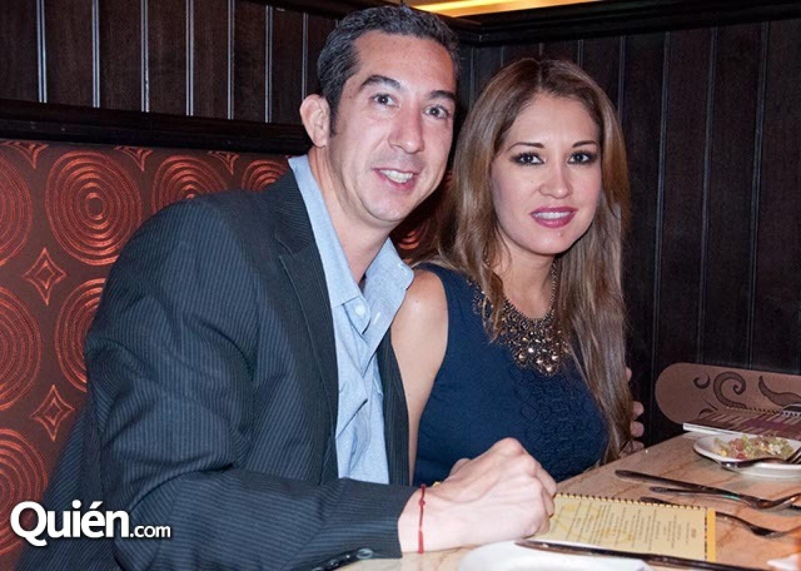 Alfredo y Lucero Franyuti