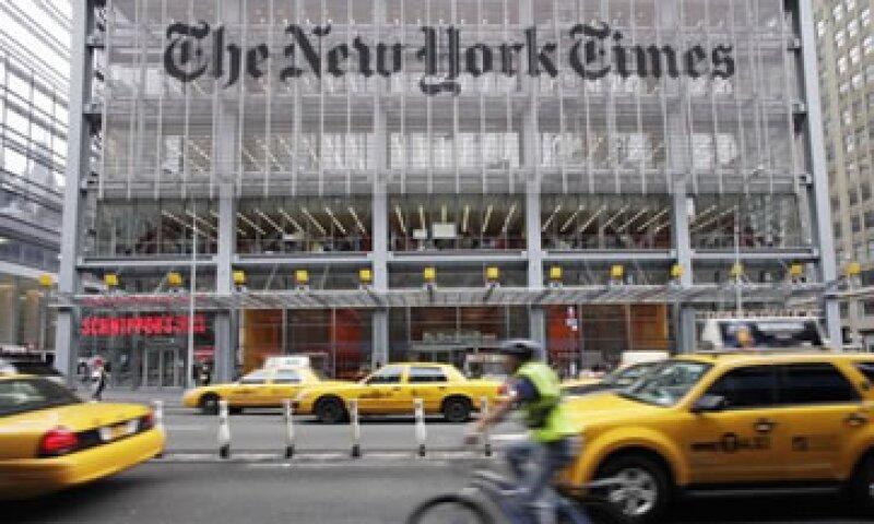 El diario adquirió el sitio en 2005 por 410 mdd.  (Foto: AP)