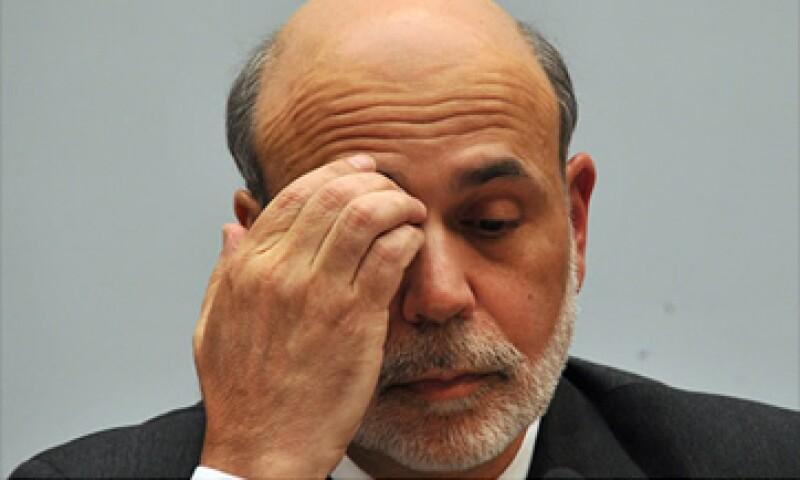 Mantener las tasas de interés muy bajas es una señal de que la Fed prevé una recuperación económica débil. (Foto: Cortesía CNNMoney)
