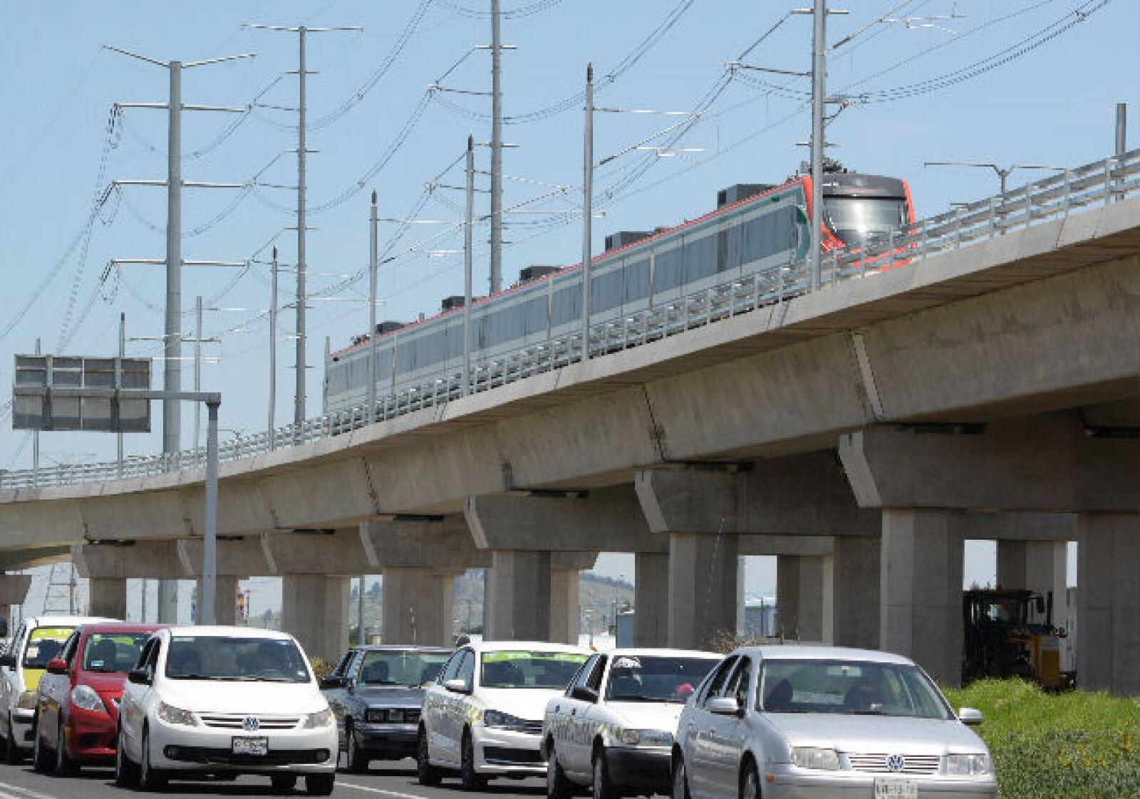 Tren Interurbano M�xico-Toluca 6