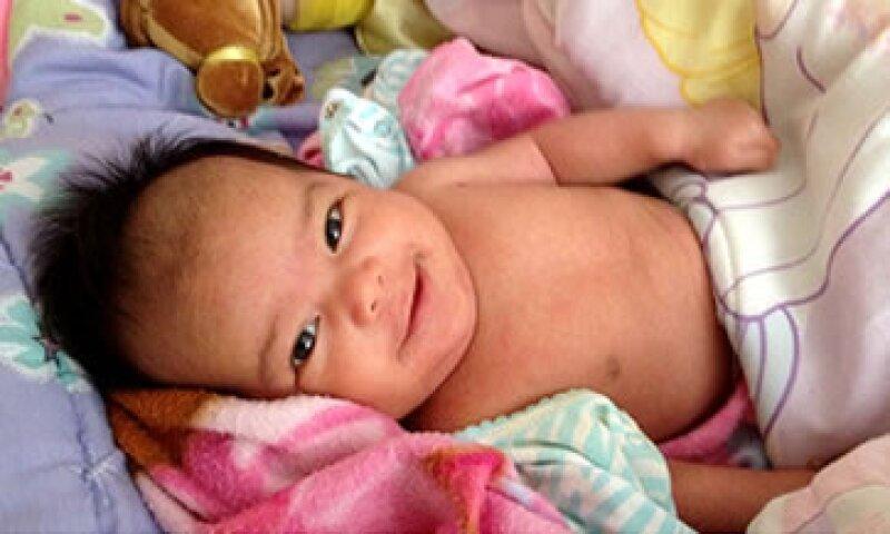 El bebé es, de momento, la victoria más importante del médico Lee para convencer a sus clientes de pagar con bitcoins. (Foto: CNNMoney)