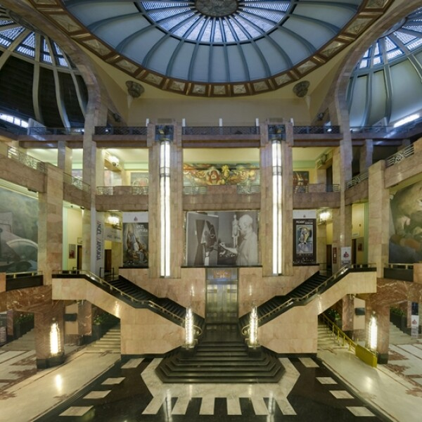 Bellas Artes interior 3