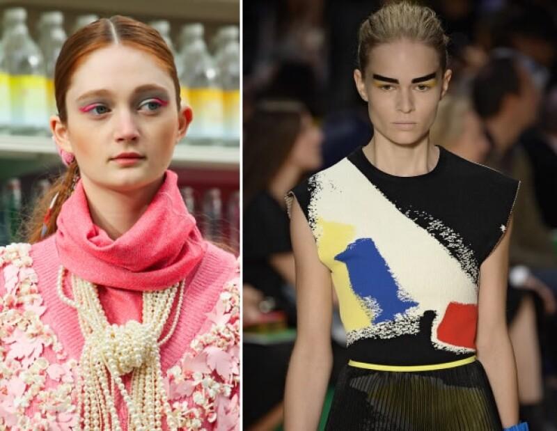 Chanel, Céline y Givenchy son algunas de las firmas que llevaron esta magnífica expresión artística a sus pasarelas. Descubre cómo lograr este look divertido de una manera sencilla.