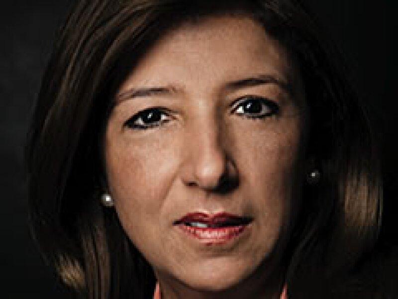Katia Calderón, directora general de GMAC Mexicana, dice que la financiera elevó de 18 a 28% el rechazo de solicitudes de crédito. (Foto: Selma Fernández)
