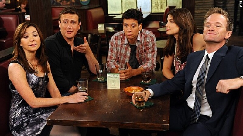 how i met your mother television