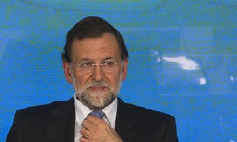 Mariano Rajoy asumirá el Gobierno de España a fines de diciembre. (Foto: Reuters)