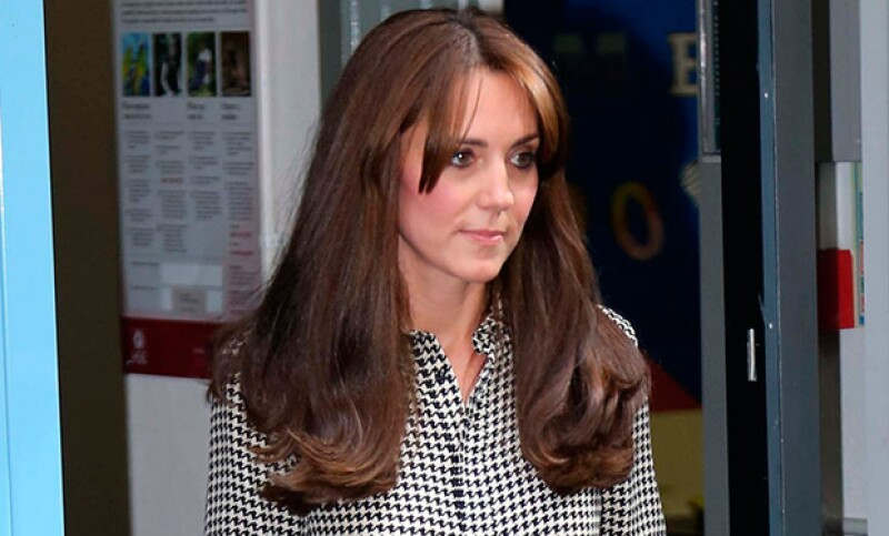 Este es uno de los cambios más evidentes que hay en la imagen de Kate desde que la conocimos como novia del príncipe Guillermo.