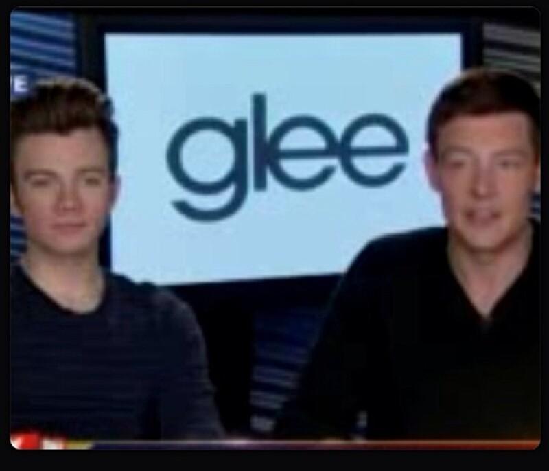 """Ayer se reunió el elenco y producción de """"Glee"""" y una fuente que asistió contó en exclusiva a E!News que fue un momento muy emocional y emotivo."""
