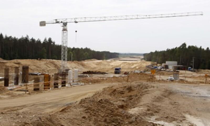 La mayor apuesta durante la administración de Enrique Peña Nieto ha sido a la construcción de infraestructura. (Foto: Reuters)