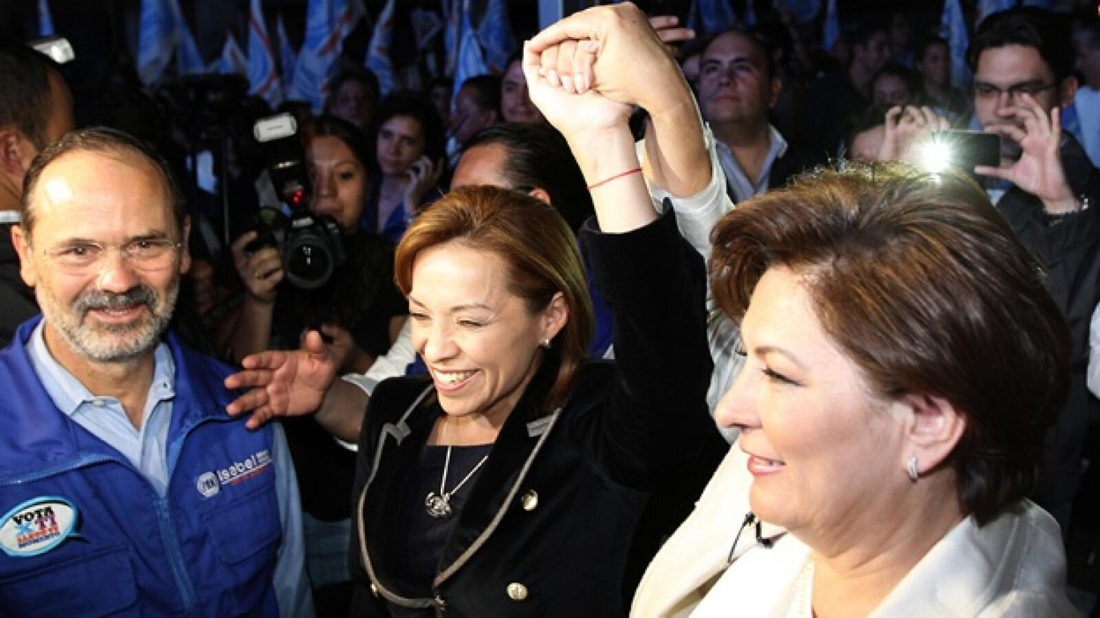 wallace candidata al gobierno del df