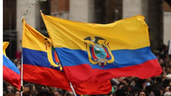 El presidente de Ecuador lamentó la muerte de los militares. (Foto: Getty Images)