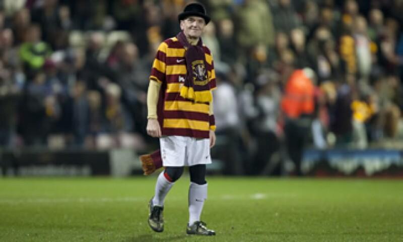 El Bradford en la final se enfrentará a Chelsea o Swansea en la final en el Estadio Wembley. (Foto: AP)