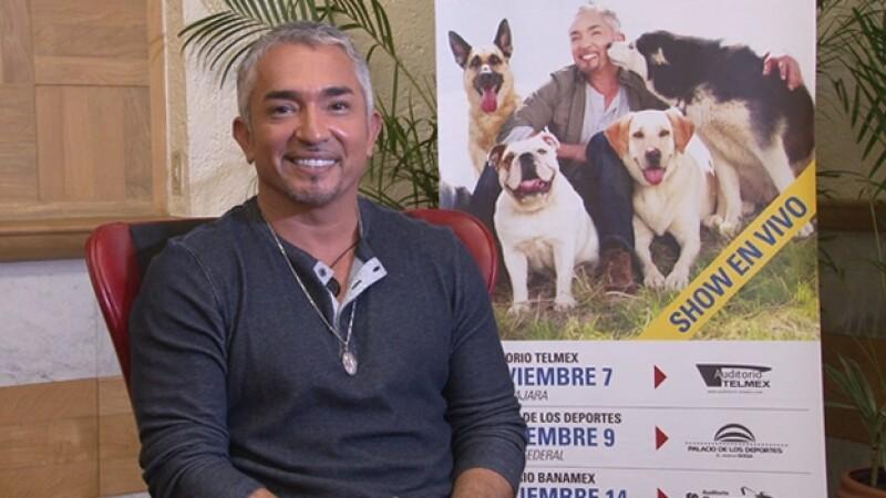 Cesar Millán Encantador de Perros Lider de la Manada