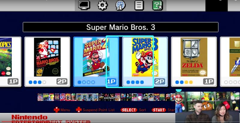 Nintendo Lanzara Mas Nes Classic Edition En 2018