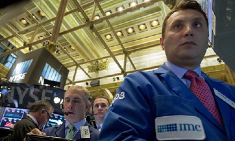 El S&P 500 retrocedió 0.13%. (Foto: Reuters)