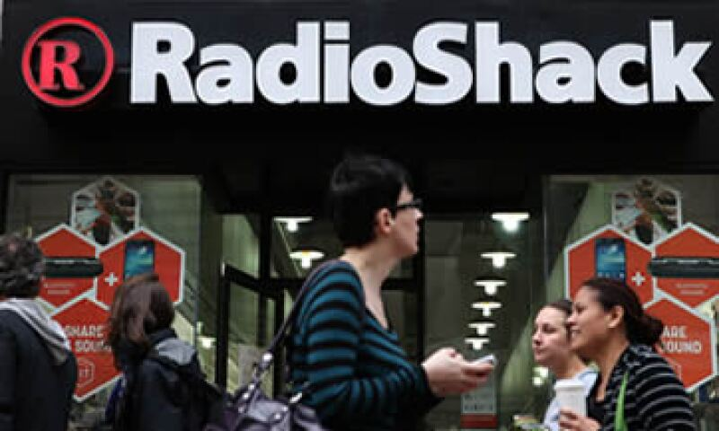 RadioShack depende ahora de los teléfonos inteligentes y de las tabletas. (Foto: AFP)