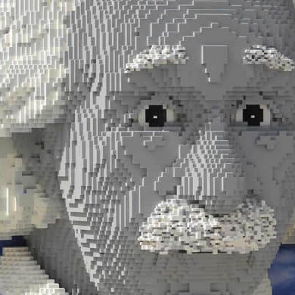 """""""Todos los modelos de Lego en el parque están construido con piezas ordinarias de la marca"""", dice Bill Volbrechet, quien diseñó el parque."""
