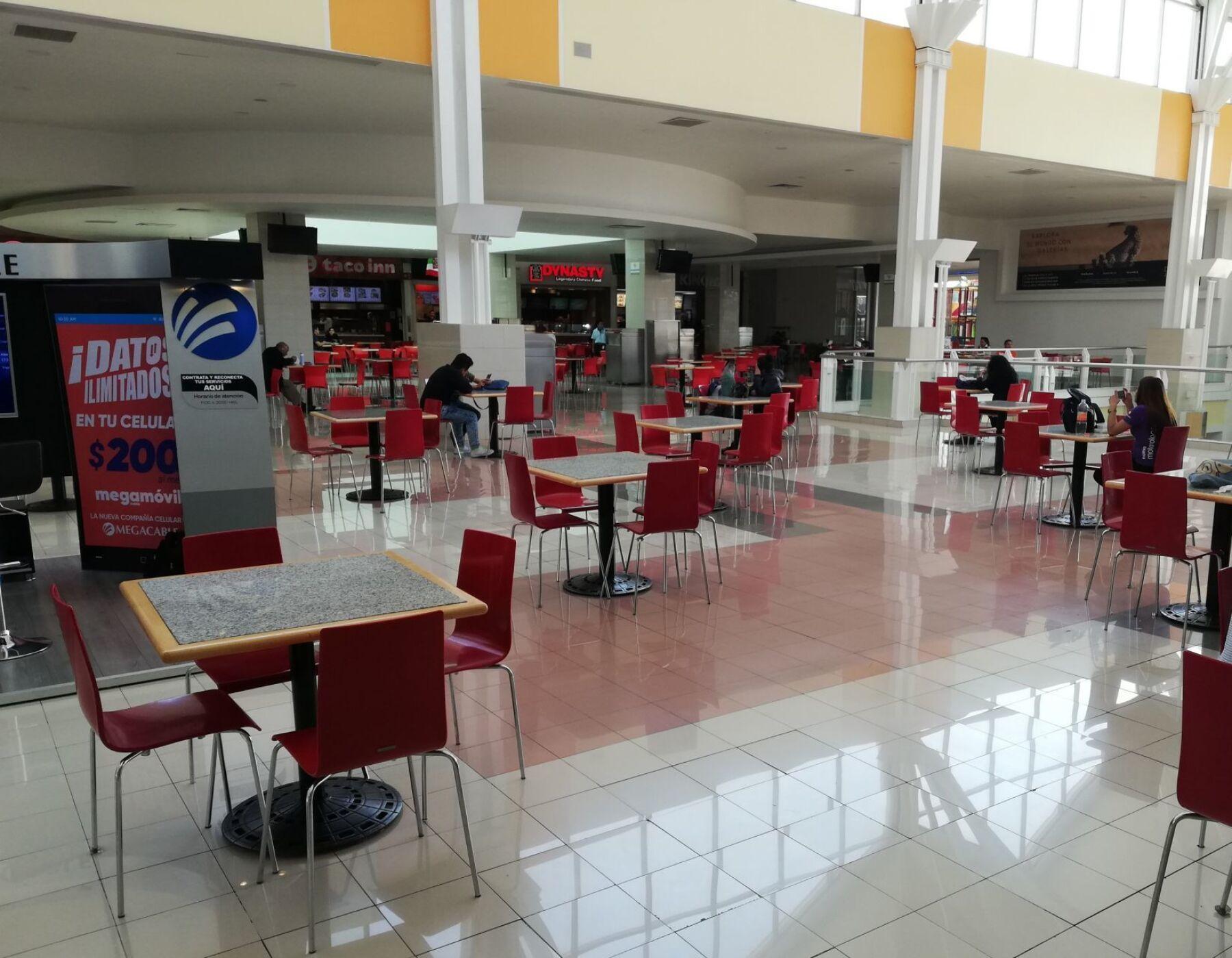 Centro comercial en Metepec