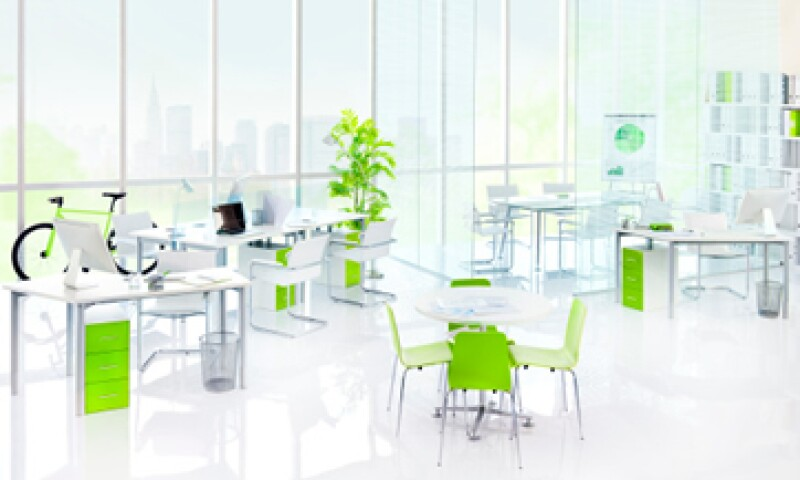Las plantas y la música suave son otros factores destacados para la oficina en el Feng Shui. (Foto: Getty Images)