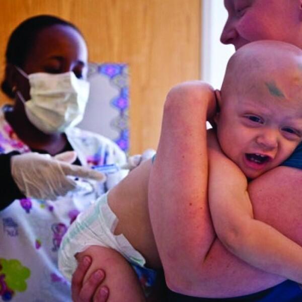 madre hija lucha cancer