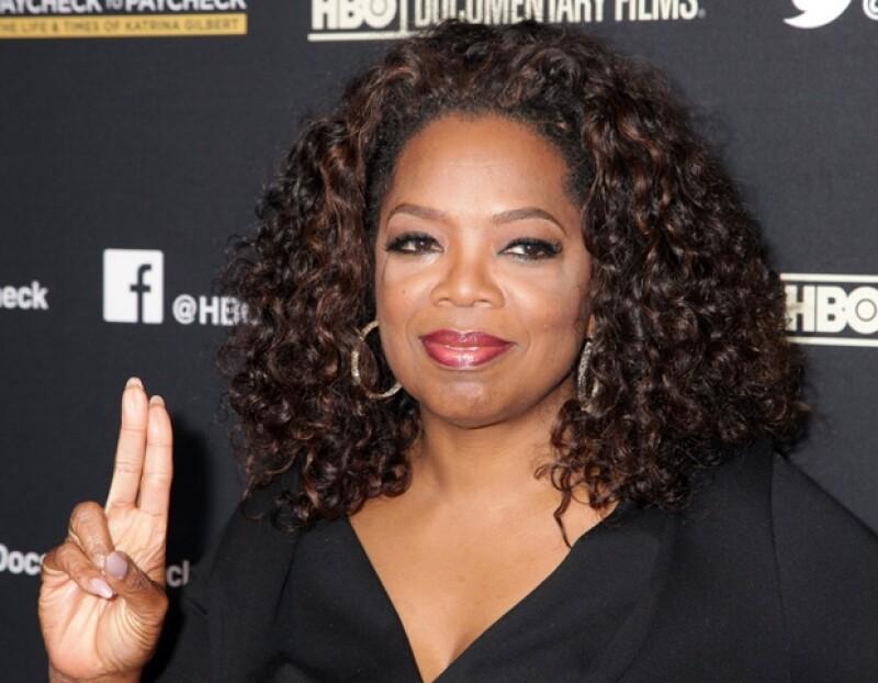La conductora ha entrevistado a las más exclusivas celebridades a lo largo de su carrera.