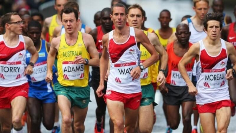 Steve Way, obeso y fumador a maratnista, corredor, runners, maratonista,