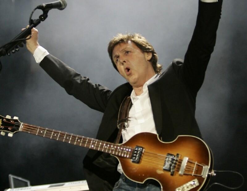 Paul McCartney se presentará en el Foro Sol y también en el Zócalo.