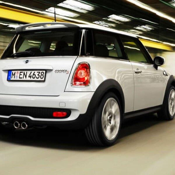 La actual generación del Mini se benefició por primera vez de todas las tecnologías de seguridad disponibles en el Grupo BMW.