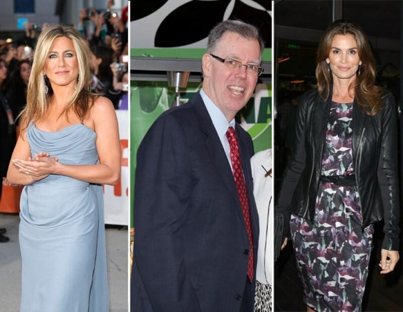 El Dr. Barry Sears ha asesorado personalmente a Jennifer Aniston y Cindy Crawford.