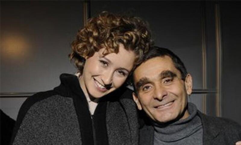 Una de sus hija, Tiziana, comparte con él la pasión por el diseño.